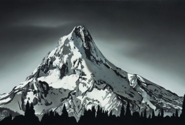 Majestic and Dreamlike Mountains in Tony Lloyd Exhibition Coming to The Cat Street Gallery