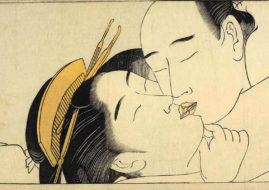 Erotica in Japanese Art Shunga