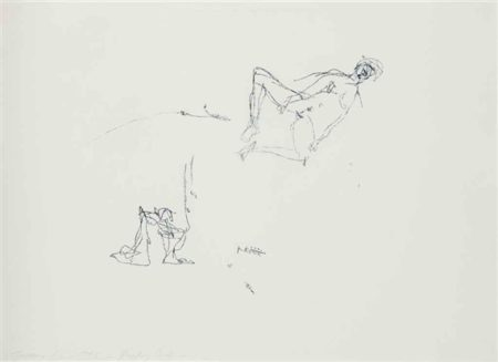 Tracey Emin-Feeling Sick-1995