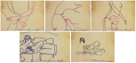 Ipad Drawings-2013