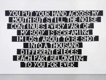 Tracey Emin-Love Poem-1993