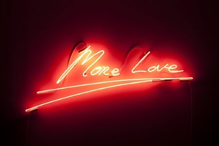 Tracey Emin-More Love-2010