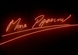 Tracey Emin More Passion © Tracey Emin. All Rights Reserved, DACS 2016