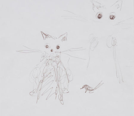 Tracey Emin-My Cat Docket-2005