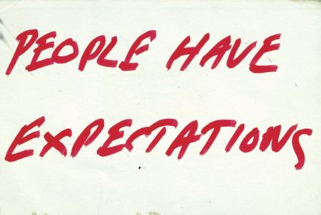 People Have Expectations-1993
