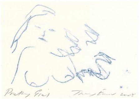 Tracey Emin-Pretty Girl-2008