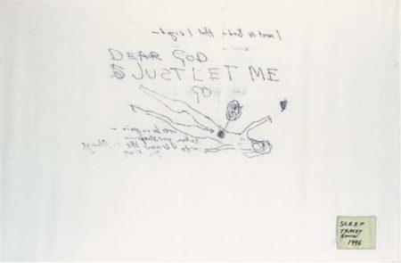Tracey Emin-Sleep-1996