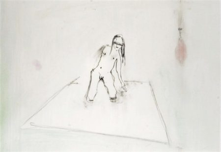 Tracey Emin-The Light is Burning-1999