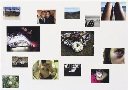 Tracey Emin Photodiary on Blackberry 2010-2010