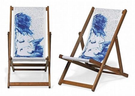Two Deck Chairs-2007