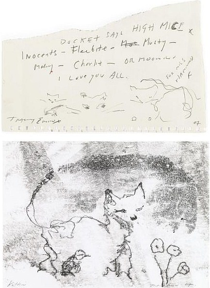 Tracey Emin-Untitled-2007