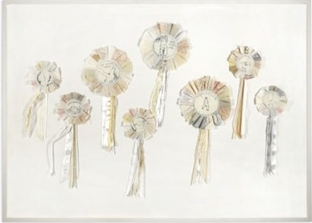 Tracey Emin-Untitled (8 Rosettes)-2007