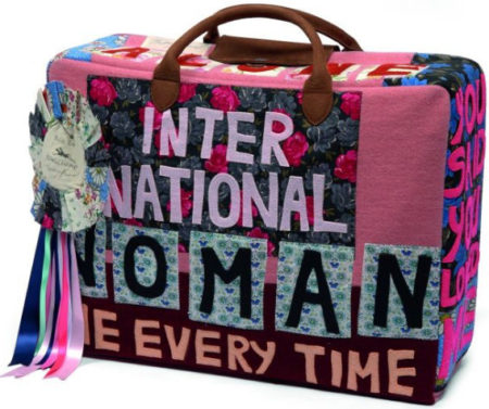 Valise Tracey Emin for Longchamp (Bursa)-2004