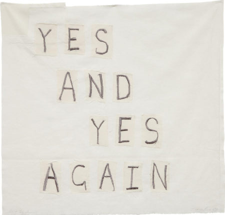 Tracey Emin-Yes + Yes Again-2007