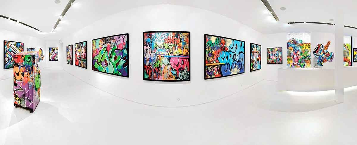David Pluskwa Art Contemporain