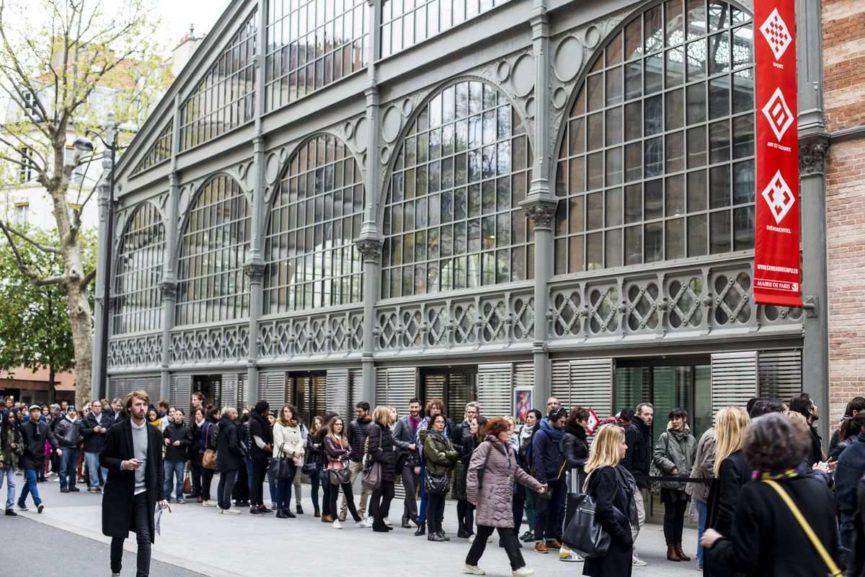 the artdsy fair in new york will present fashion advisors avril