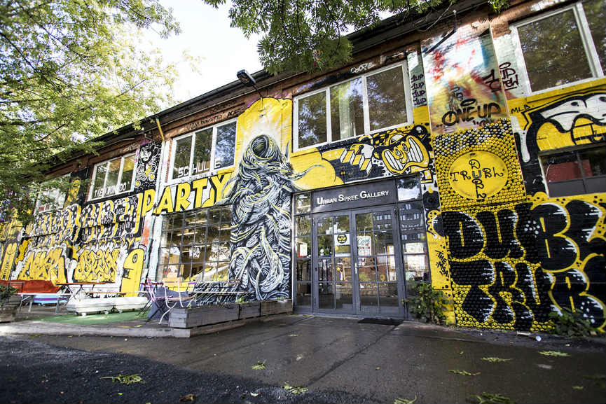 Urban Spree Berlin