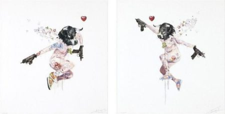 Antony Micallef-Uzi Lover 1 & 2-2007
