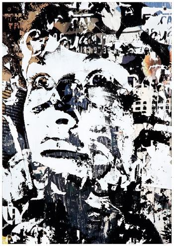 Vhils-Out of Your Comfort Zone-2010