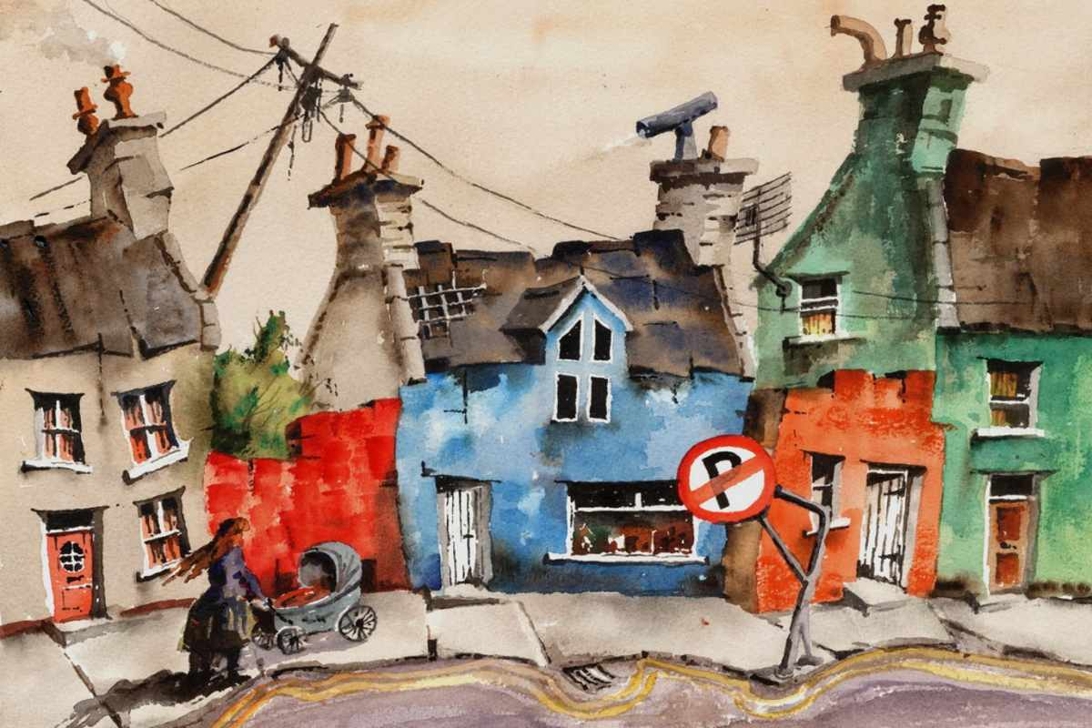10 Artworks for Blissful St. Patrick's Day