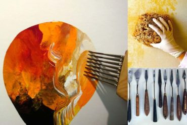 at home work on painting and paints. know the tips and ideas for various paints like acrylic paint