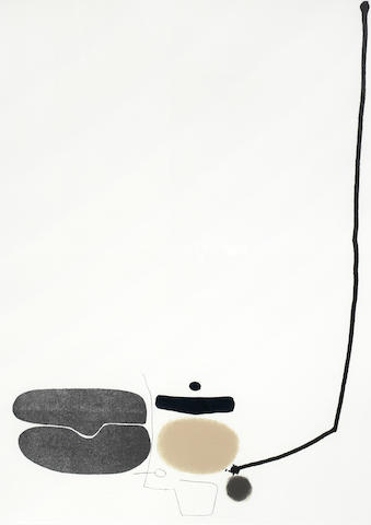 Victor Pasmore-Linear Development 'A'-1971