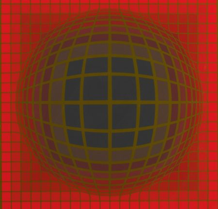 Victor Vasarely-Untitled-1965