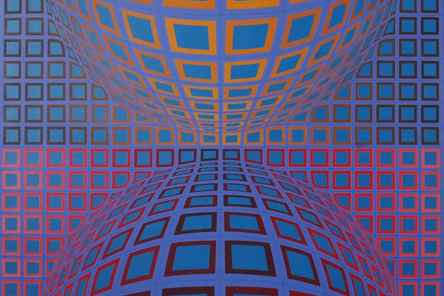 10 Op Art Artists Whose Work You Have to Follow | WideWalls