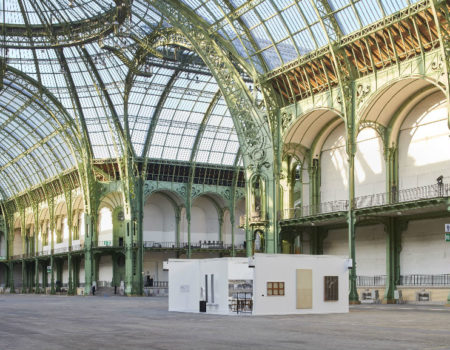 Galerie Perrotin Presents an Elmgreen and Dragset Installation at the Grand Palais in Paris