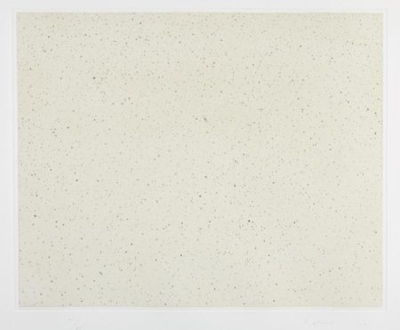 Vija Celmins-Night Sky 2 (Reversed)-2002