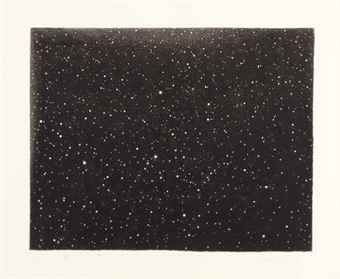 Vija Celmins-Night Sky-2006