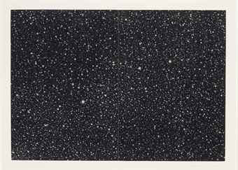 Vija Celmins-Starfield-2010