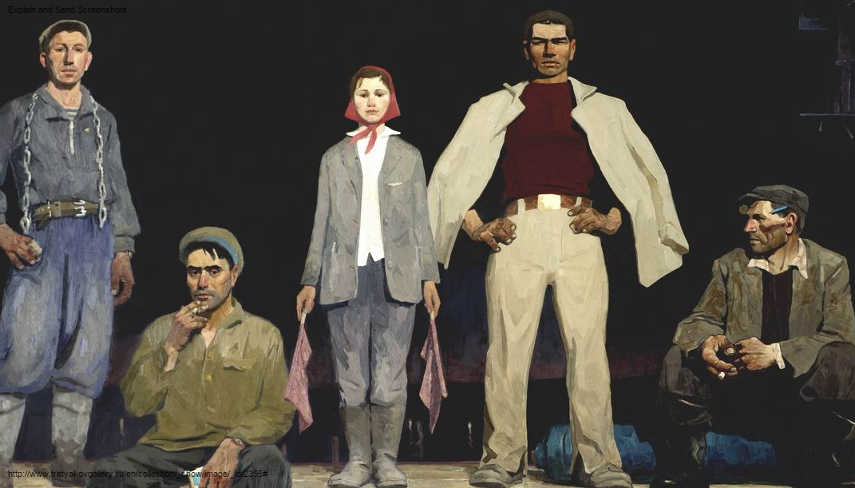 stalin realist social socialist realism