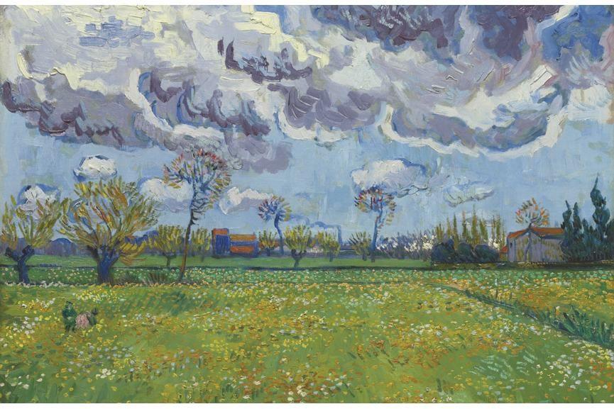 Vincent Van Gogh Acrylic Paint