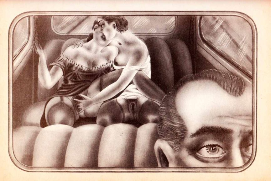 Vintage Erotica – The Imaginative World of Erotic Illustration ...