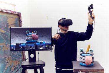 Virtual Reality at the Royal Academy of Arts