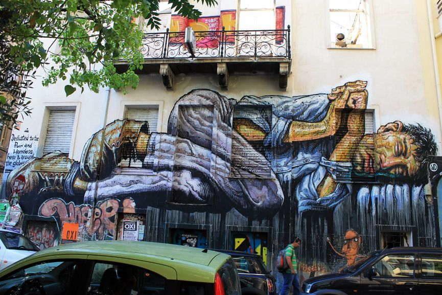 WD Mural, via dstreetart com