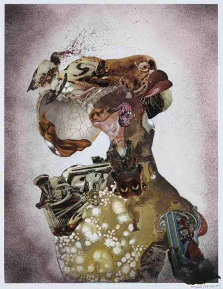 Wangechi Mutu-Homeward Bound-2010