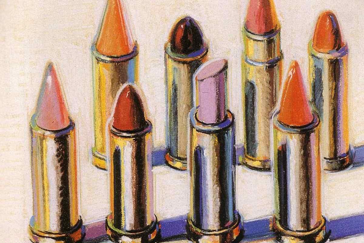 Wayne Thiebaud – Lipstick, 1964 | WideWalls