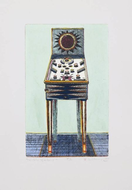 Wayne Thiebaud-Nickel Machine-2002