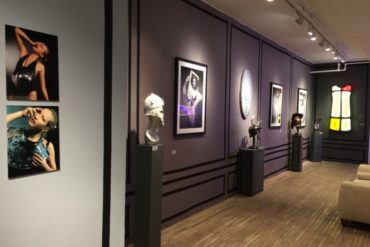 When Fashion Meets Art - An Aesthetic Explosion in Exhibition at Artemisia Gallery New York