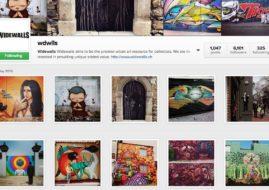 Widewalls Instagram