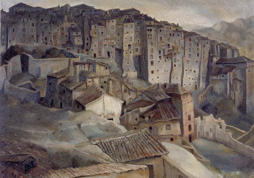The modern approach to painterly surface made Wifredo Lam both famous at home and internationally