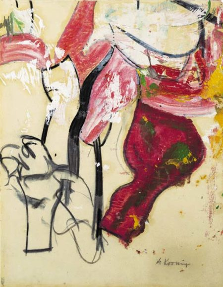 Willem de Kooning-Accabonac-1965