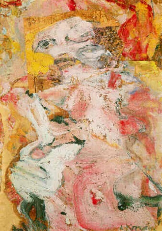 Willem de Kooning-Belle Bay-1964