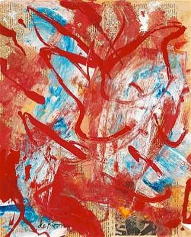 Willem de Kooning-Composition-
