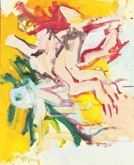 Willem de Kooning-East Hampton X-1968