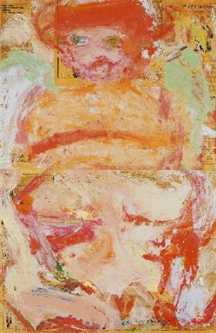 Willem de Kooning-Grumman-1964