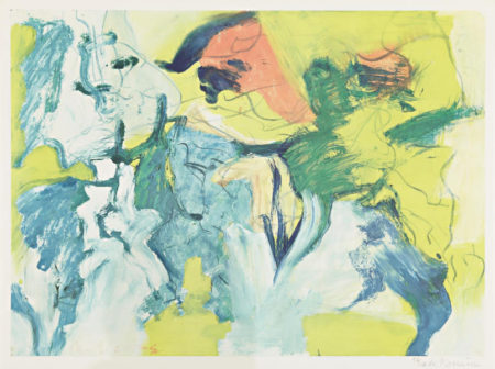 Willem de Kooning-Guild Hall East Hampton-1970