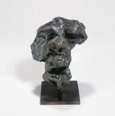 Willem de Kooning-Head No.1-1972